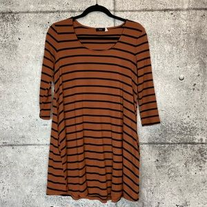 Urban Outfitters // BDG // Striped Dress / Tunic